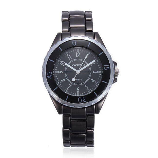 Pánské hodinky SINOBI v černé barvě 1