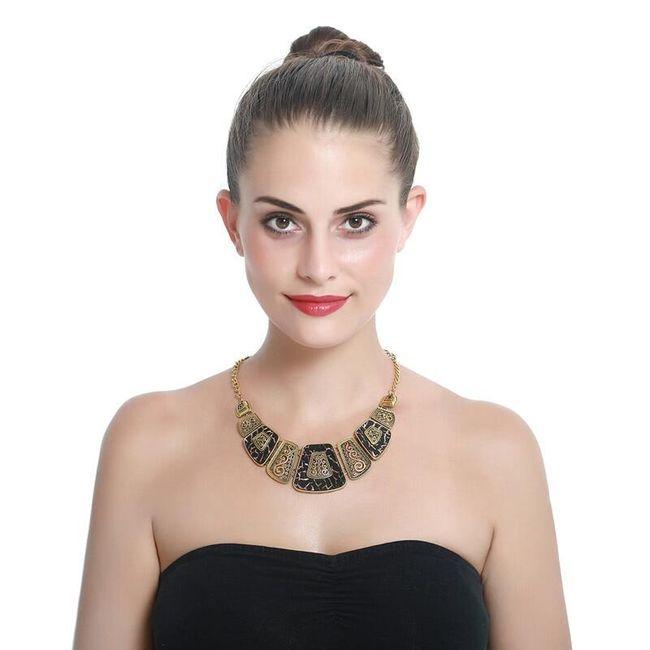 Elegantní luxusní náhrdelník - 5 variant 1