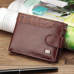 Pánská peněženka Keenan Kávová
