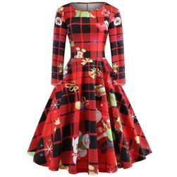 Dámské vánoční šaty Suzie