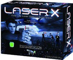 Pistolet na podczerwień Laser-X - zestaw dla jednej osoby RZ_025865
