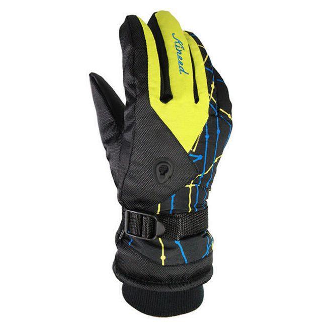 Unisex zimowe rękawice WG101 1
