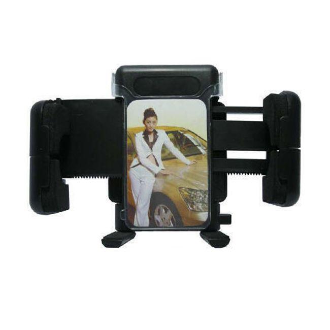 Držák na řídítka pro mobil a GPS navigaci 1