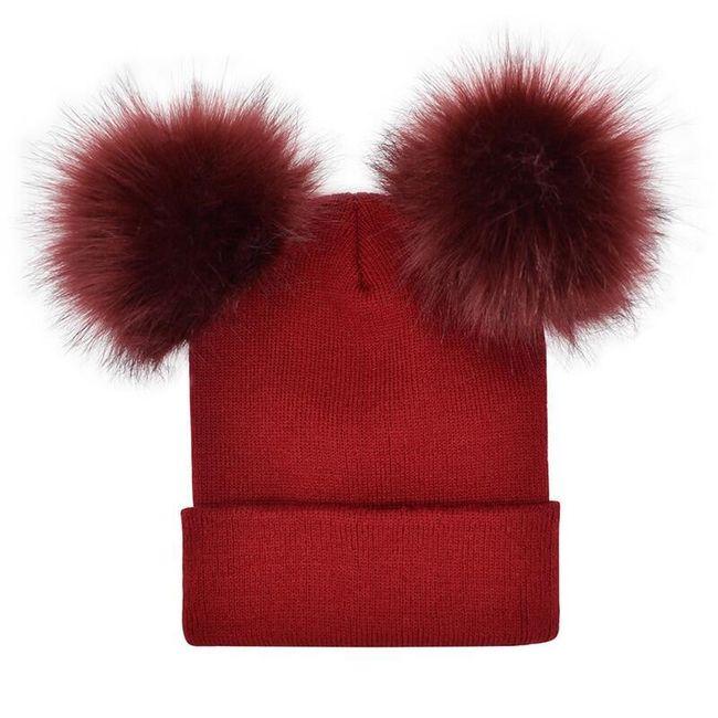 Bayan şapka CJNM5 1