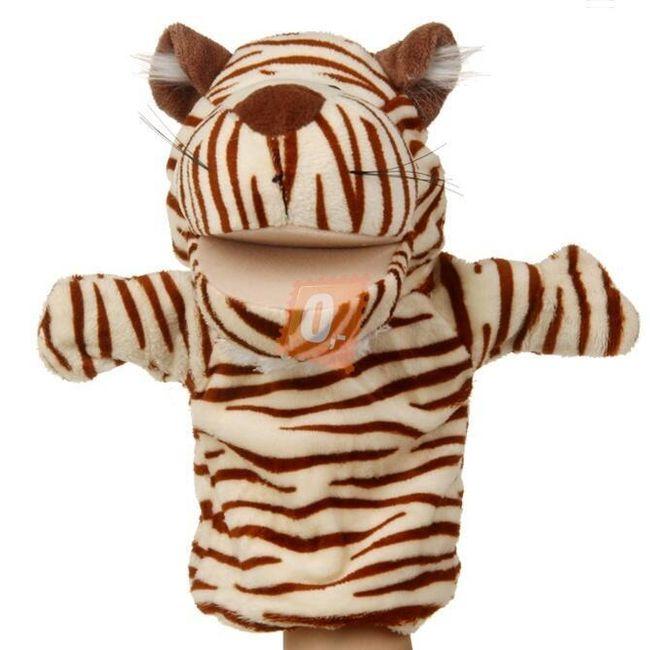 Plüss báb - Tigris 25 cm 1