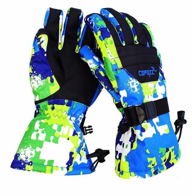 Unisex zimowe rękawice WG100 1