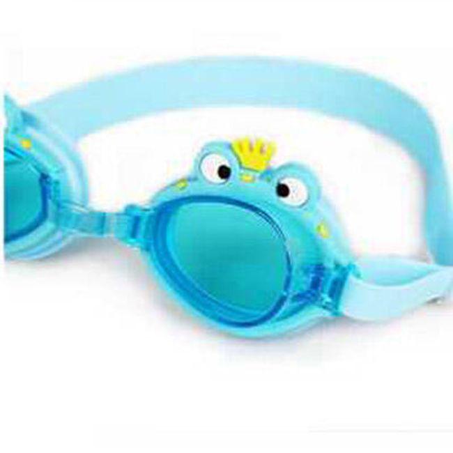 Dětské plavecké brýle se zvířecími motivy - 2 barvy 1
