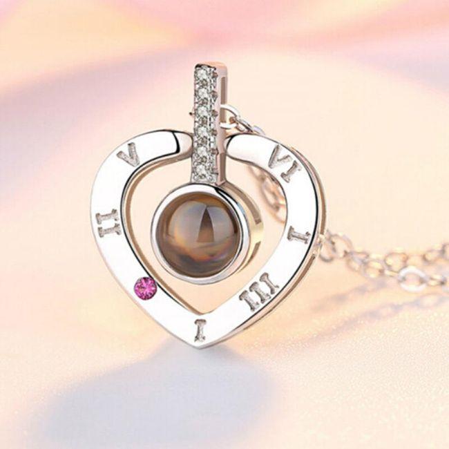 Dámský náhrdelník B147 1