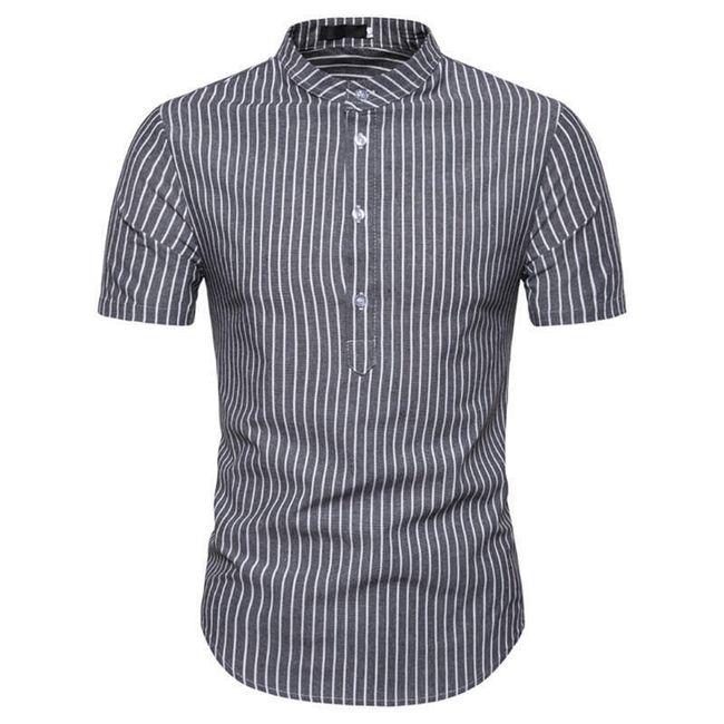 Męska koszulka z krótkim rękawem Braylon 1