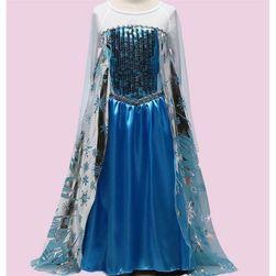 Kislány ruha a hercegnő számára - 2 változat