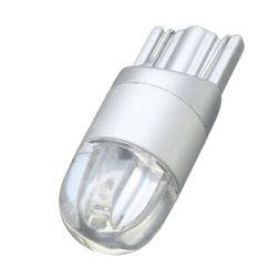 Interiérová LED žárovka T10 12V - 5 barev