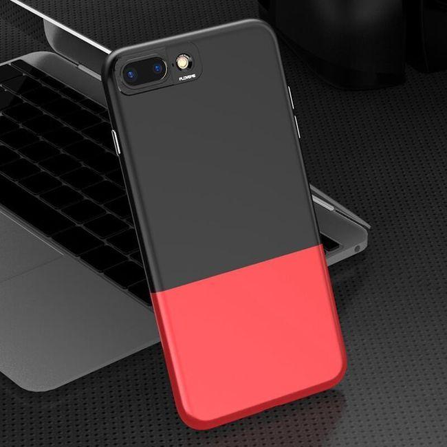 Zadní kryt pro iPhone 7 - 4 barvy 1