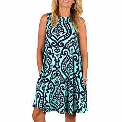Дамска рокля за бременни Leria