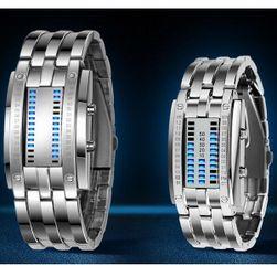 Binarni LED sat za muškarce i žene - 2 boje