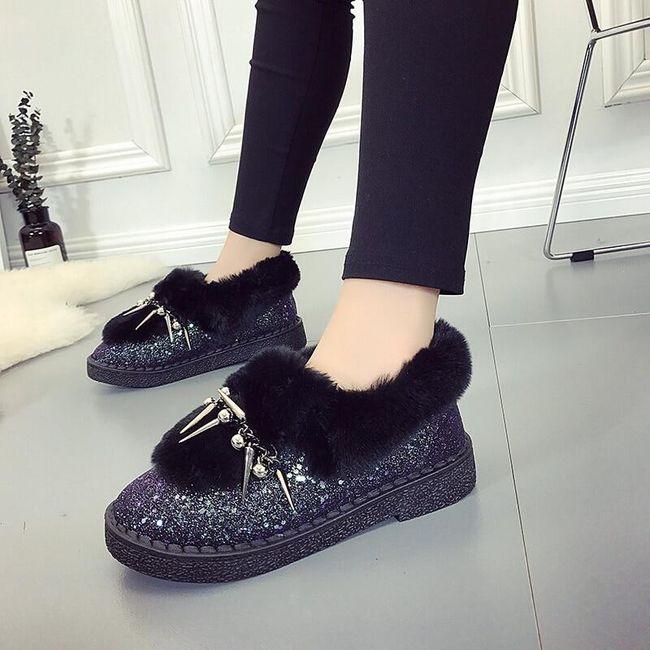 Ženske cipele do članka Stormie 1