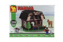 Stavebnica Dromader Farma 28508 219ks v krabici 35x25x5cm RM_23228508