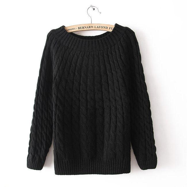 Ženski pleteni.džemper Teria 1
