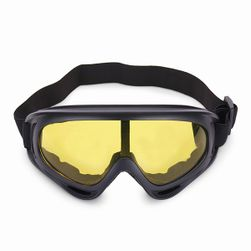 Sportovní brýle na lyže - 3 barvy skel