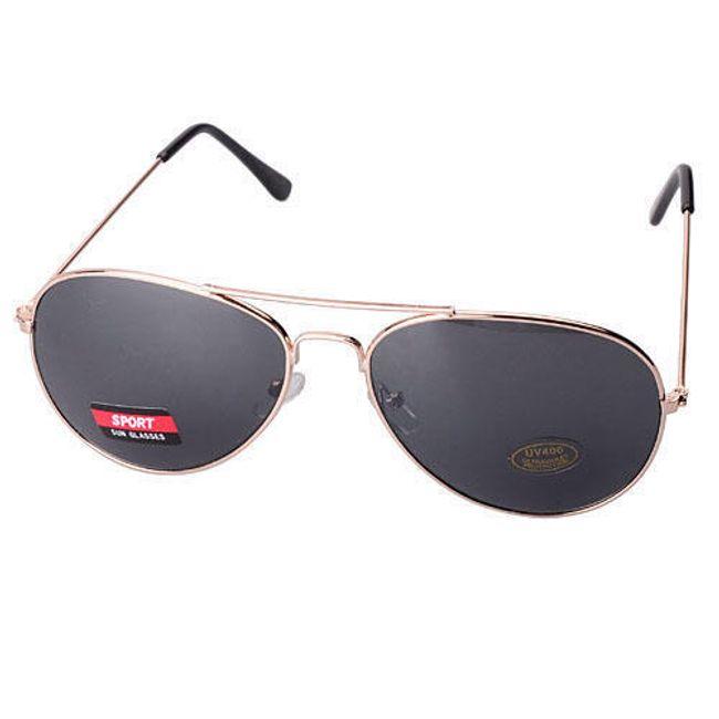 Okulary przeciwsłoneczne - pilotki 1