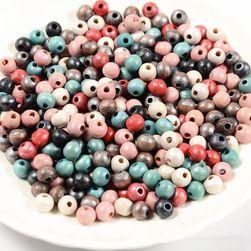 Drvene perle za izradu nakita