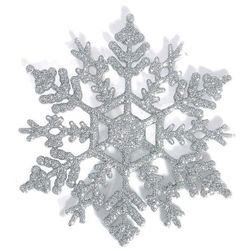 Karácsonyi díszek Snowflake