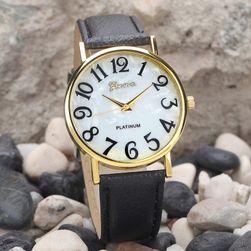 Ženski retro sat sa velikim brojevima - 2 boje