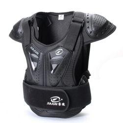 Kamizelka ochronna dla dzieci do motocrossu lub jazdy konnej