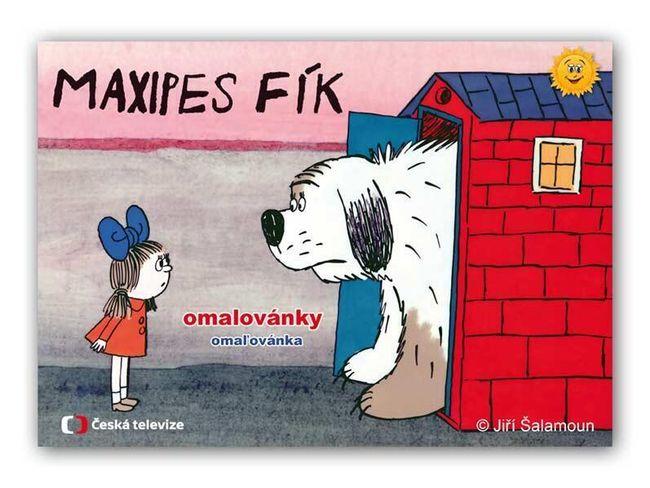 Carte de colorat - Maxipes Fig 1