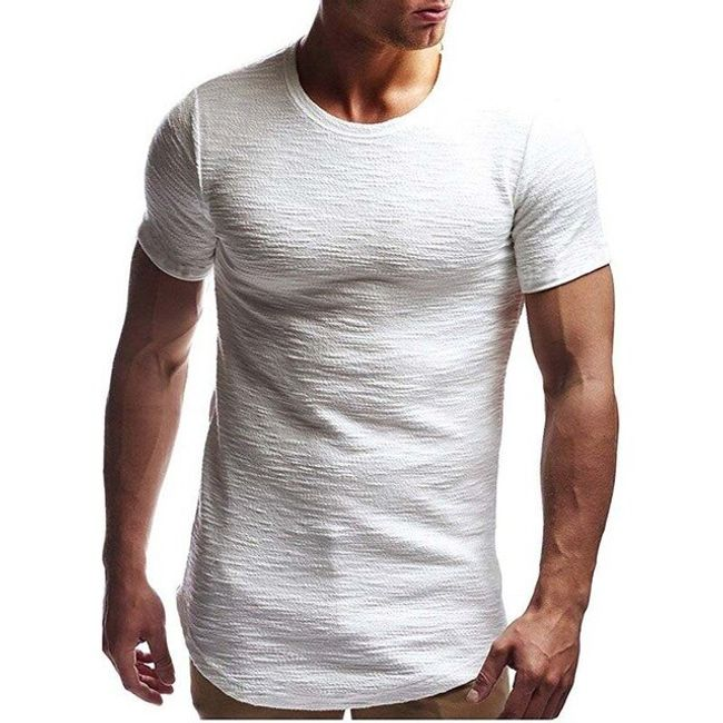 Férfi hosszú ujjú póló Tristan
