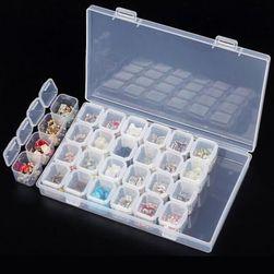 Organizér na drobné předměty - 28 slotů
