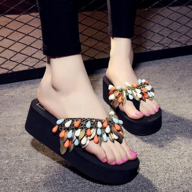 Dámské pantofle TF6921 1