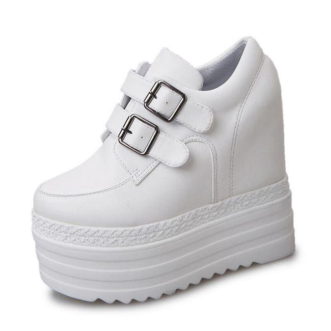 Dámské boty na platformě Yareli 1