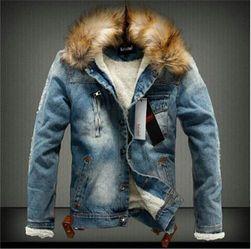 Férfi téli kabát Reyes