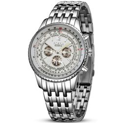 Męski analogowy zegarek Sebastian