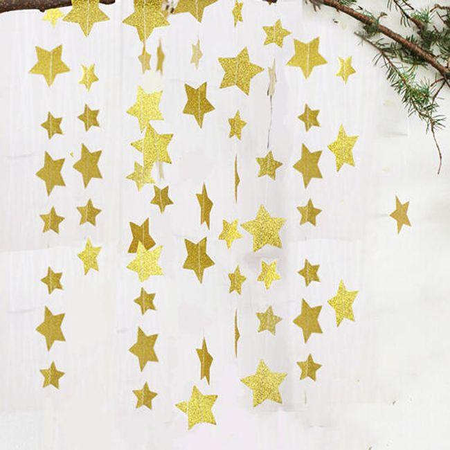 Girlanda s hvězdami 1
