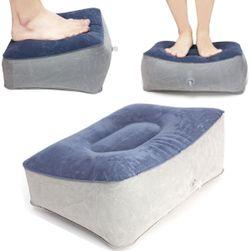 Pernă gonflabil pentru picioare