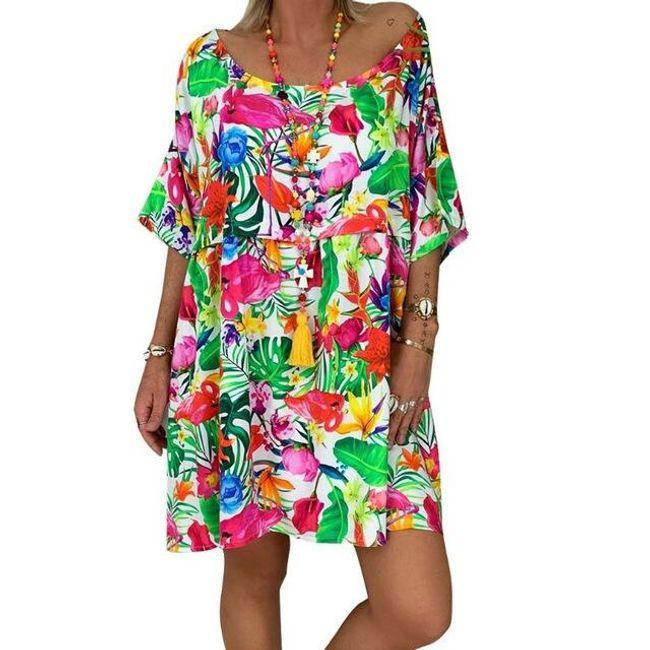 Летнее платье Saffy 1