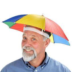 Deštník na hlavu HBz58