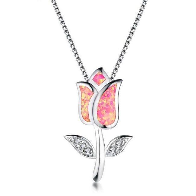 Dámský náhrdelník B08442 1