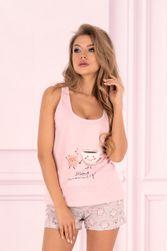 Dámské pyžamo Small Sweet Cake - LivCo Corsetti PR_P43907