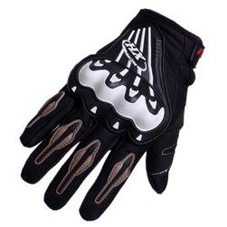 Motorkářské rukavice CS298
