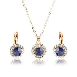 Komplet biżuterii AS139