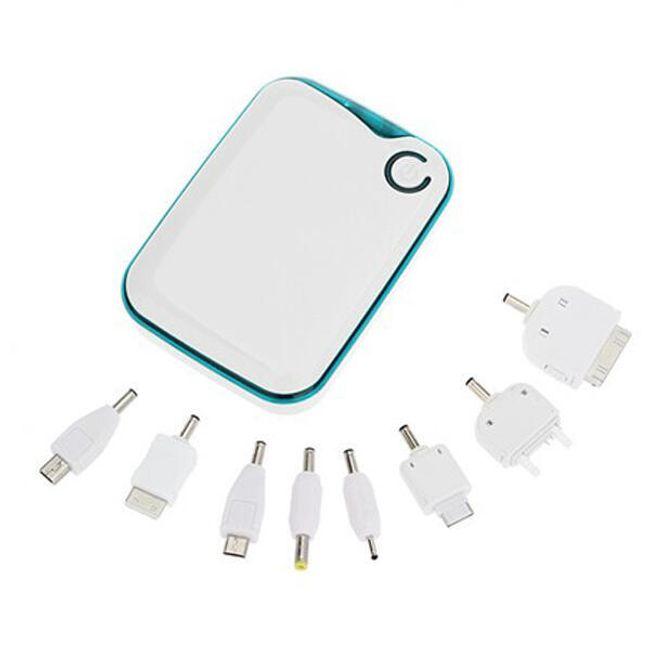 Univerzální externí velkokapacitní baterie 8400 mAh Apple iPhone / iPod / iPad / Samsung / LG a další 1