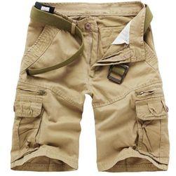 Мъжки шорти с джобове