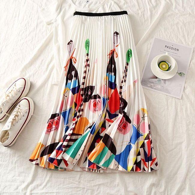 Dámská sukně DS47 1