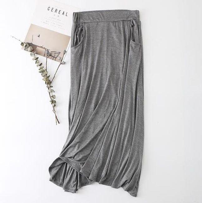 Женская длинная юбка Alicia 1