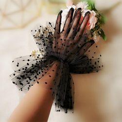 Rękawiczki ślubne B016165