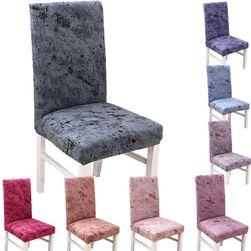 Sandalye örtüsü Marble