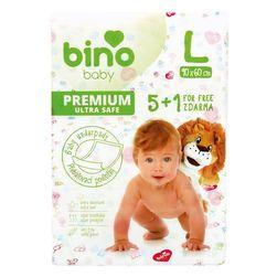 BINO BABY PODLOŽKA L 5 + 1 zdarma LP_300002