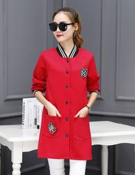 Dámský módní kabátek - 3 barvy